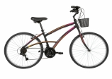 Bicicleta Caloi 100 Comfort Feminina Aro 26 2019