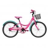 Bicicleta Caloi Barbie Aro 20