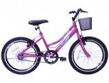 Bicicleta Mega Free Bike Gold Aro 20