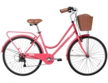 Bicicleta Retrô Gama City Basic 26""