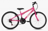 Bicicleta Status Belíssima Feminina Aro 24