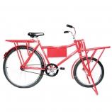 Bicicleta de Carga Utilitária