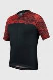 Camisa de Ciclismo Free Force Masculina Sport Halftone