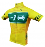 Camisa de Ciclismo Masculina Free Force Rush
