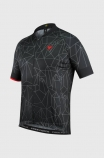 Camisa de Ciclismo Masculina Free Force Sport Chaotic