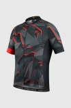 Camisa de Ciclismo Masculina Free Force Sport Cracked