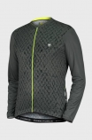 Camisa de Ciclsimo Masculina  Free Force Ashen