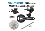 kit Shimano Deore M6100 12V